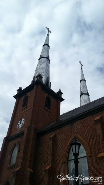 st. john's cathedral spires