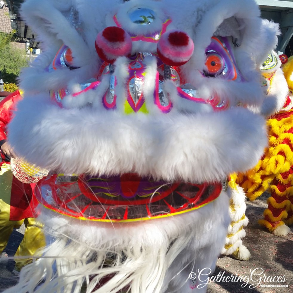 tet lion head